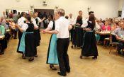 Tanzvorführung der Tanzgruppe der Banater Schwaben Karlsruhe