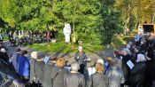 Gesangsumrahmung durch den Chor der Banater Schwaben Karlsruhe