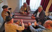 Die sonntägliche Kartenpartie von 14-18 Uhr im Heimathaus gibt es seit Jahren ohne Unterbrechung