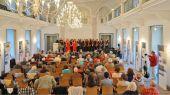 Die Veranstaltung im Festsaal der Karlsburg Durlach