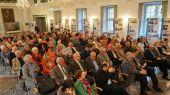 Jährliche Veranstaltung um den Bürgerinnen und Bürgern der Stadt Karlsruhe die Partnerstadt Temeswar in Wort und Bild etwas näher zu bringen