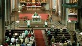 Gedenkgottesdienst in der Kirche Sankt Bernhard