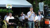 Ingo Wellenreuther eröffnet das Sommerfest