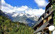 In den wunderschönen Bergen Sloweniens mit gesunder Bergluft