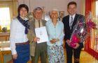Ein weiteres Fest der Familie Mathis in diesem Jahr: ihre Goldene Hochzeit