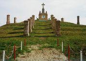 Der Kalvarienberg nach seiner Restaurierung 1996