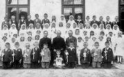 Jahrgang 1926 bei der Erstkommunion