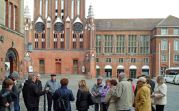 Führung durch Frankfurt (Oder)