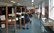 In der Heimkehrer-Ausstellung in der Hornkaserne